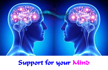 support for your mind